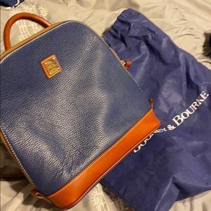 Dooney and bourke pebble backpack